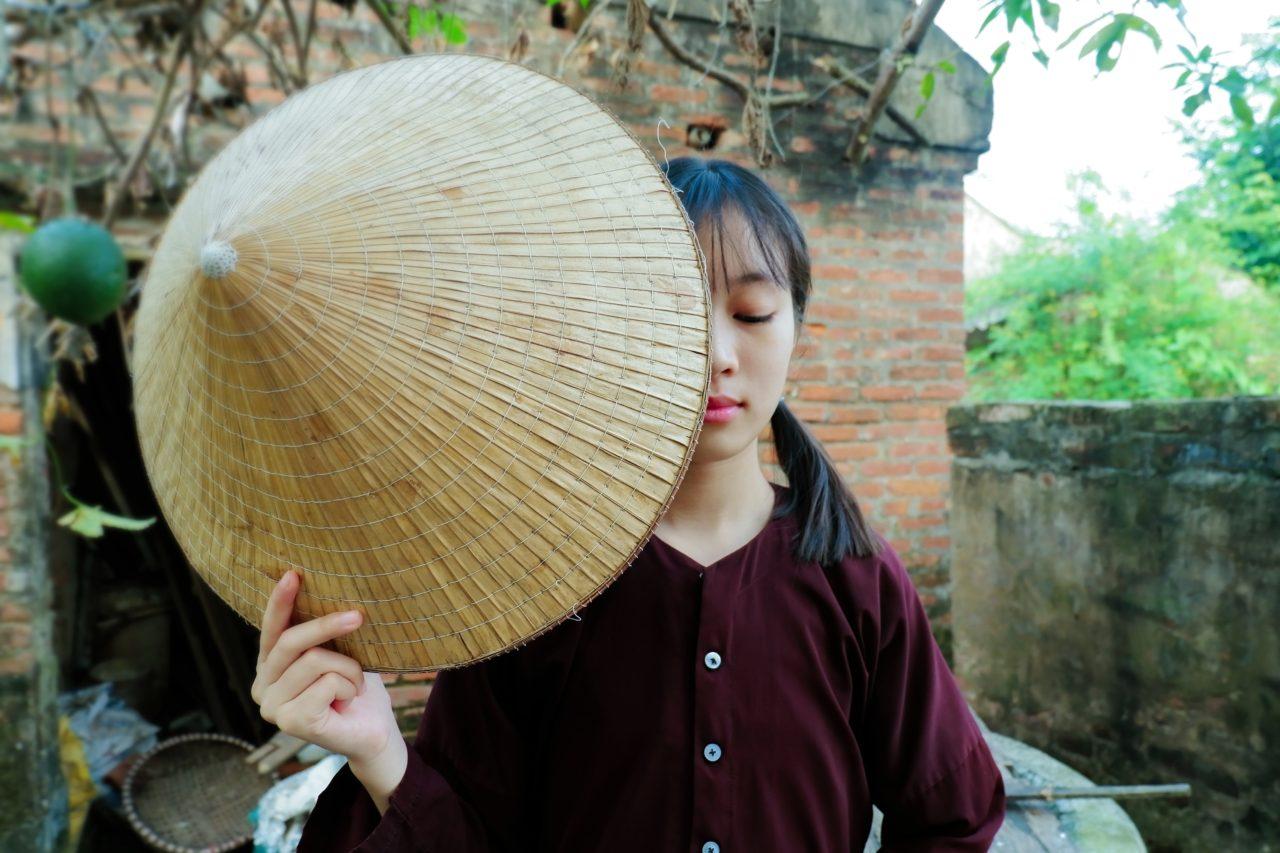 ベトナム女性の画像